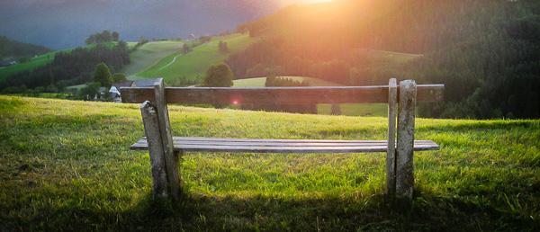 Sonnenuntergang - Urlaub am Bauernhof - Göstling/Lassing/Hochkar