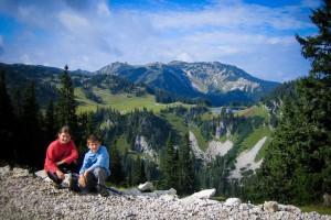 Ausflugsziel: Hochkar im Sommer - MendlingBauer - Urlaub am Bauernhof - Göstling/Lassing/Hochkar