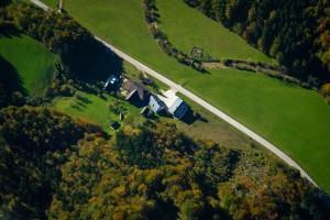 MendlingBauer aus der Vogelperspektive - Urlaub am Bauernhof - Göstling/Lassing/Hochkar